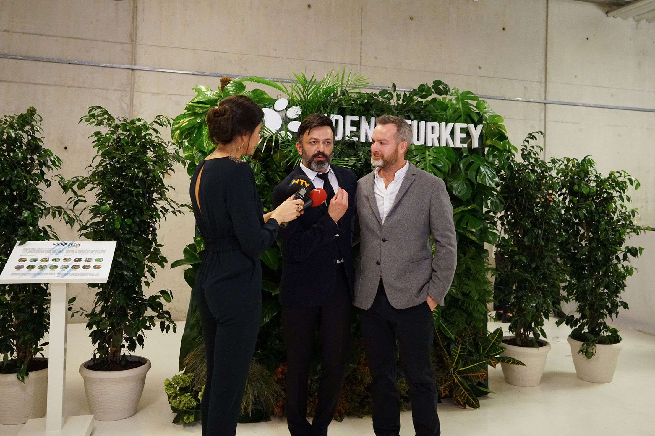Wild Edens: Turkey, a new feature documentary dedicated to the fight against global warming, premieres in Ankara