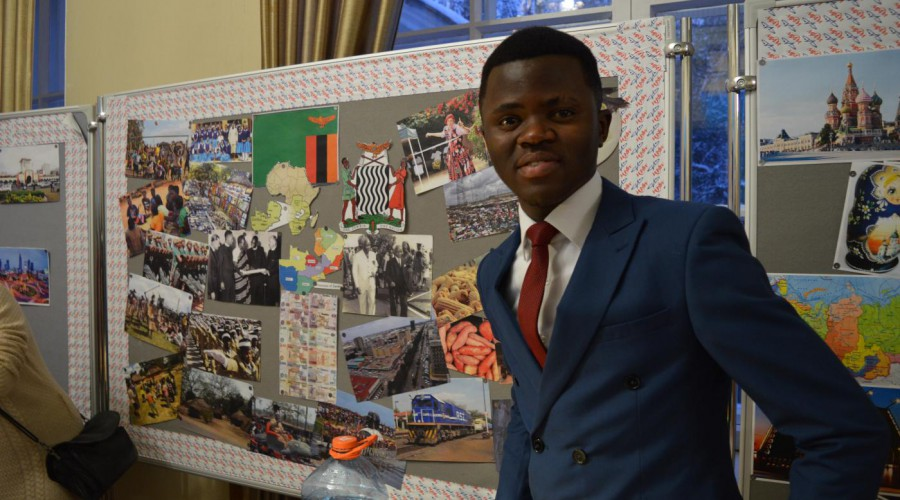 Future Zambian Nuclear Scientists on what they learned in Russia