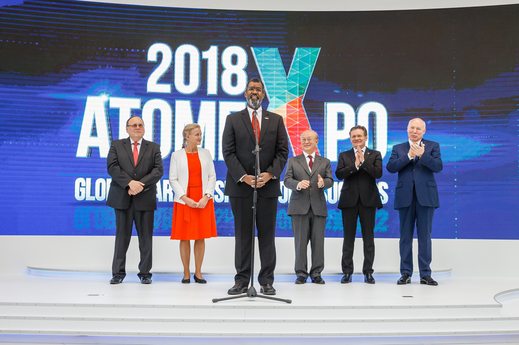 ATOMEXPO 2018 concluded in Sochi with record participation