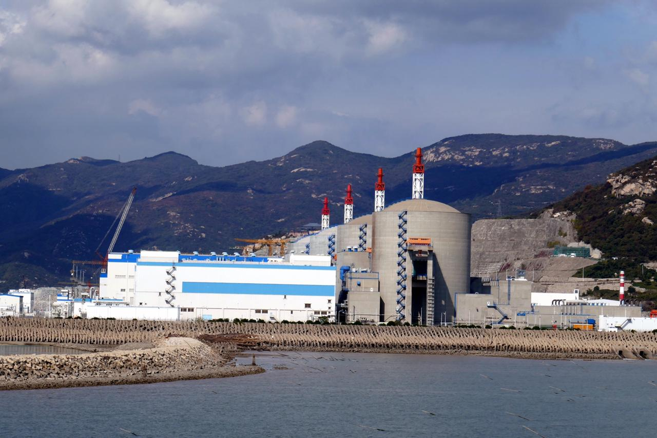 Power start-up of Tianwan NPP unit No.4 took place in China