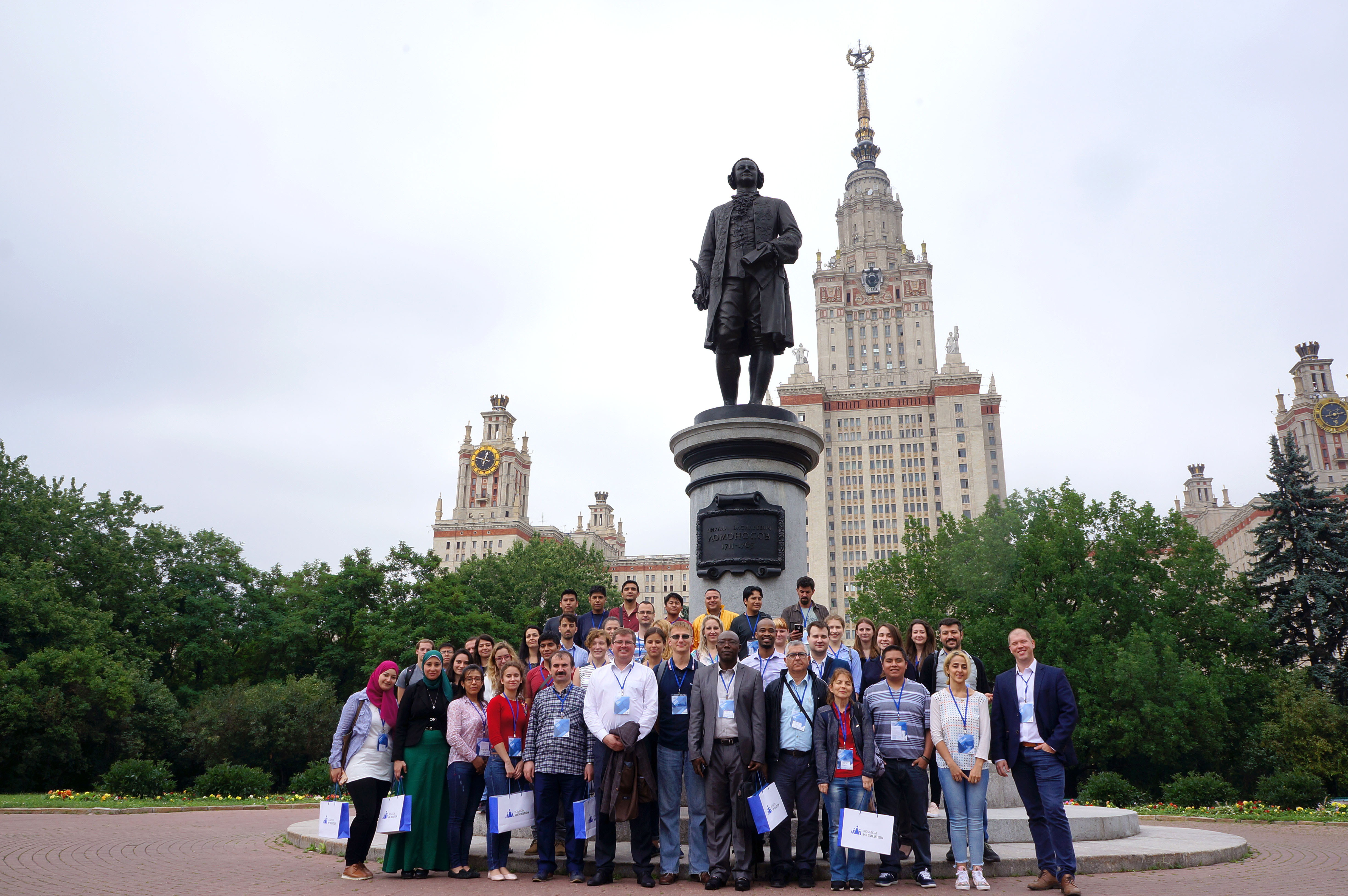 The First International Summer School on Radiochemistry (ISSR)  wrapped up in Moscow