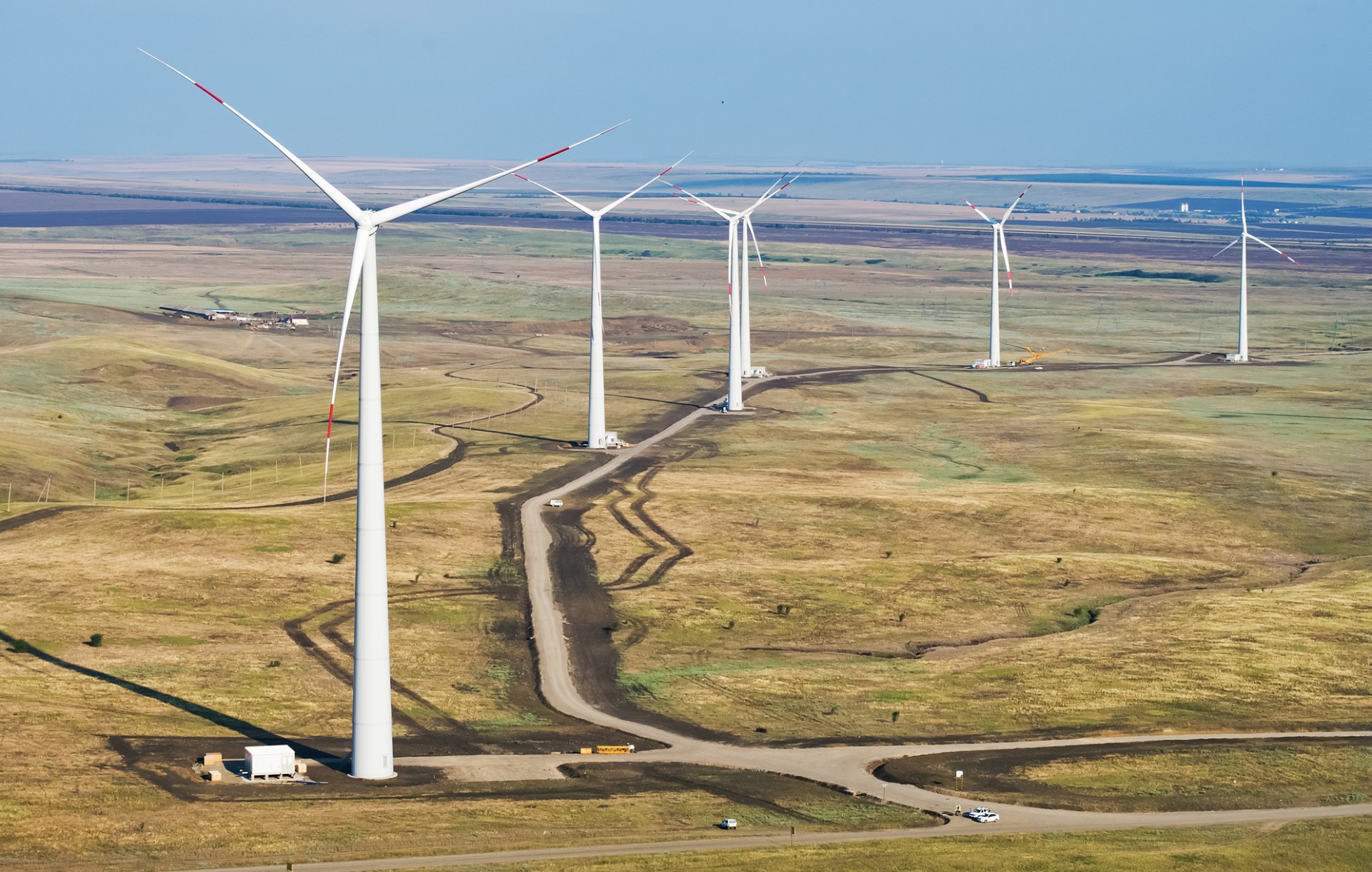 Rosatom starts production of rare-earth magnets for wind power generation