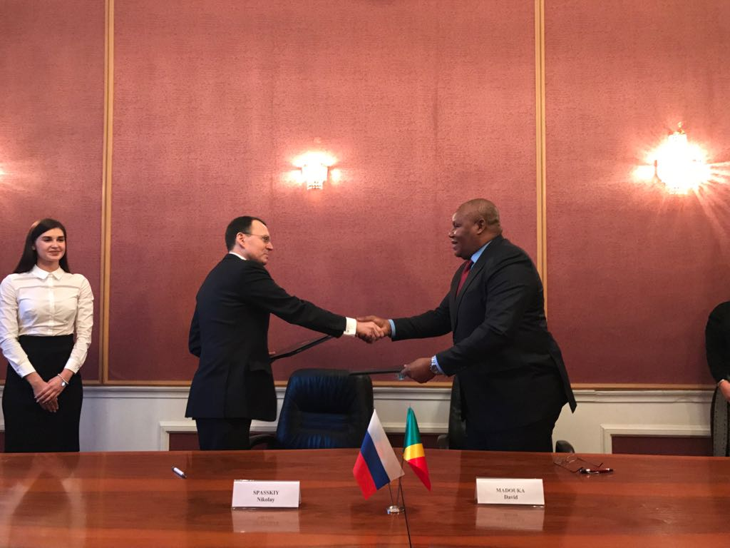 ROSATOM and the Ministry of Scientific Research and Technological Innovations of the Republic of Congo signed a Memorandum of Cooperation