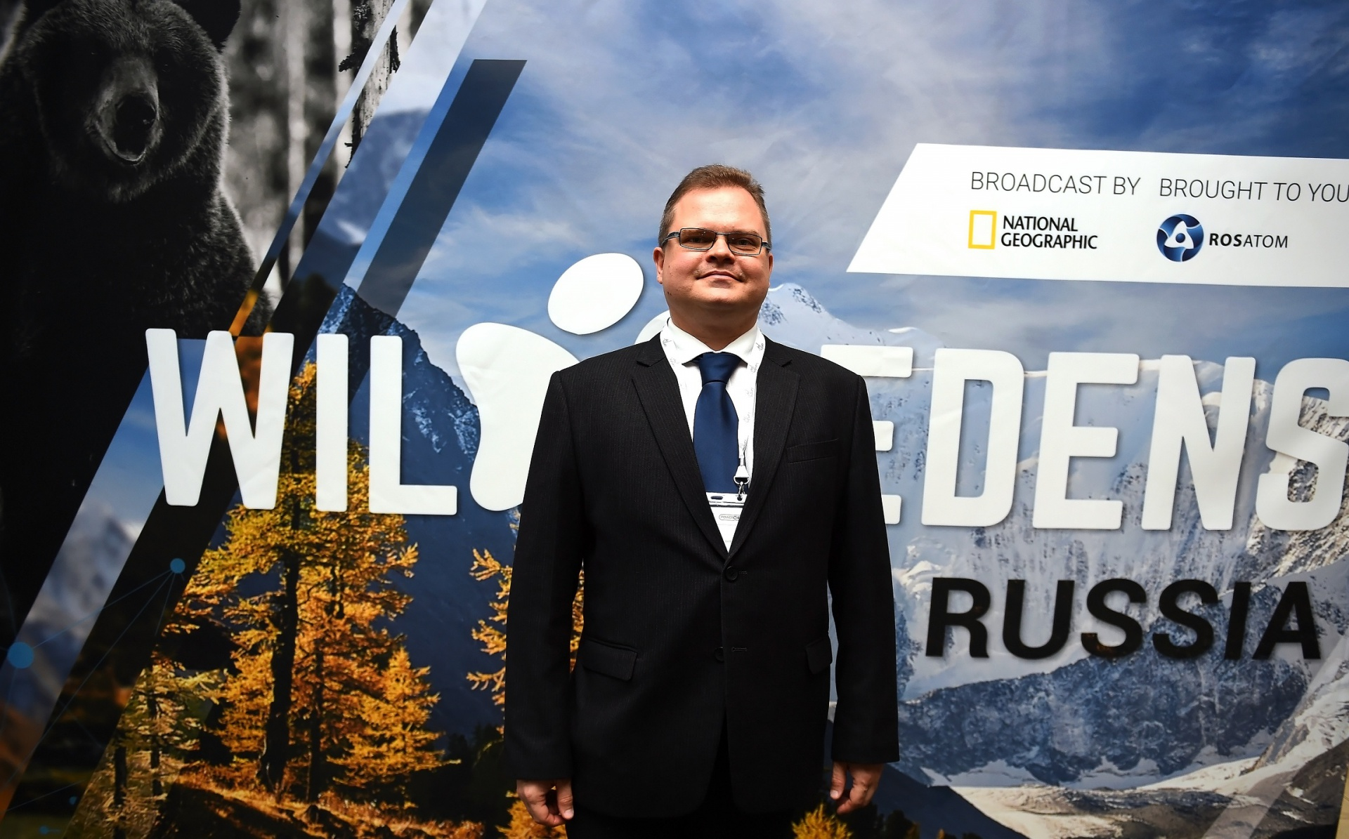 CEO of Rosatom Central and Southern Africa Dmitry Shornikov at Wild Edens screening